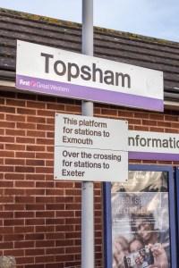 Twixmas in Topsham