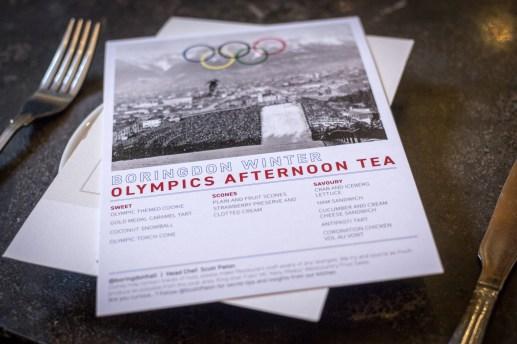 Afternoon Tea at Boringdon Hall