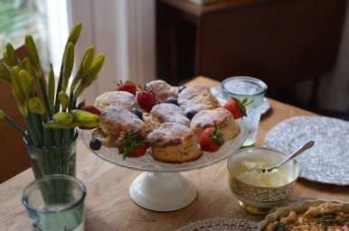 Sunday Snapshot - Afternoon Tea With Friends