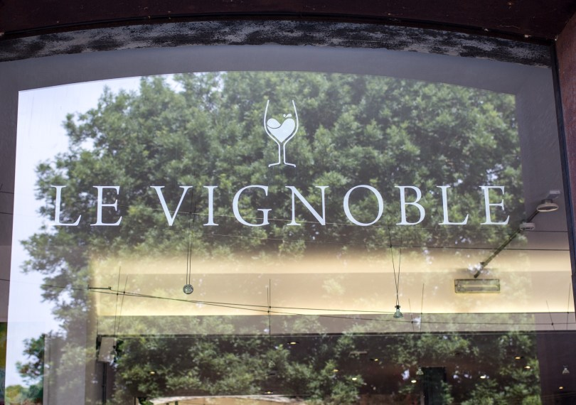 Le Vignoble, Plymouth