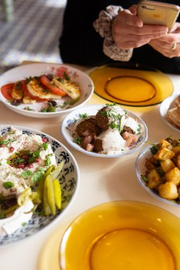 Places To Eat In Exeter - Sunday Lunch at Comptoir Libanais