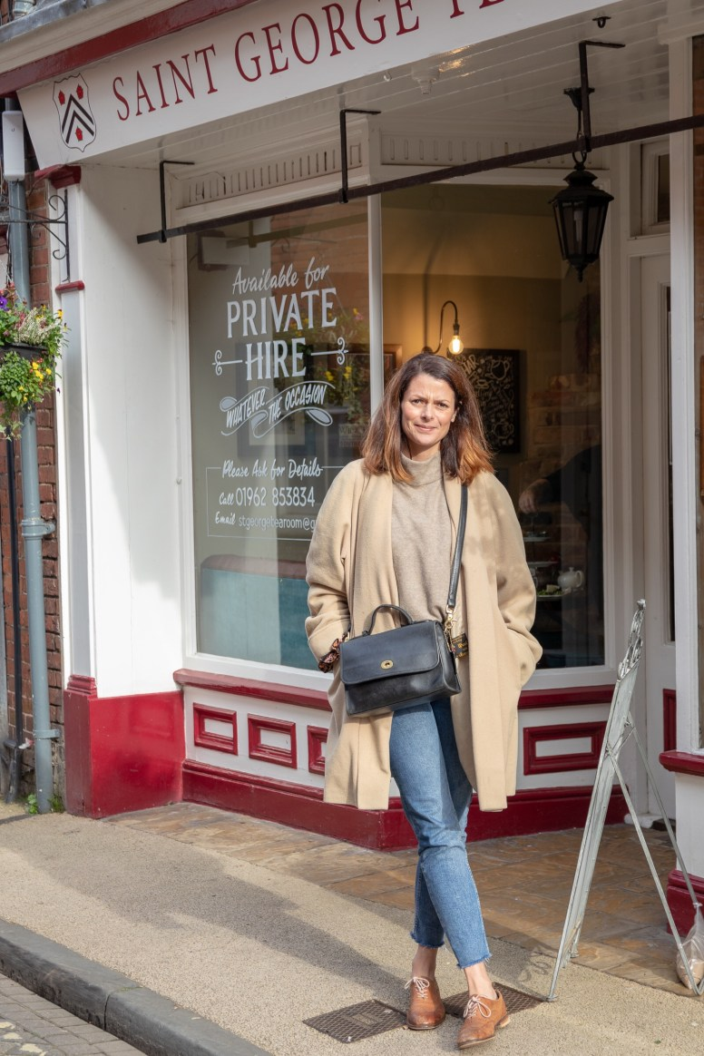 Places To Go In Winchester - Saint George Tea Room