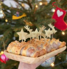Pigs In Puff Pastry Blankets - A wonderful Party Canapé