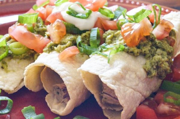 pork enchiladas with creamy poblano sauce (1 of 3)