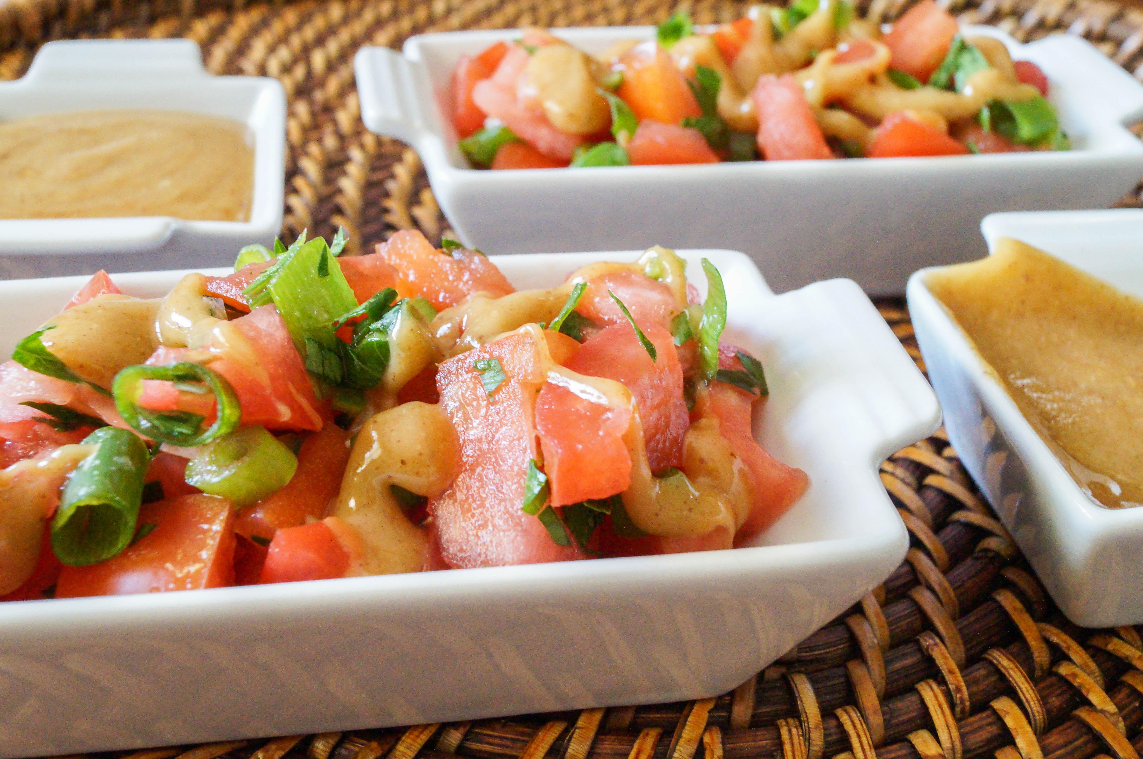 Salata Tomatim Bel Daqua Sudanese Tomato Salad Tara S Multicultural Table