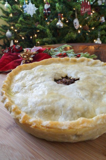 Tourtiere (Canadian Meat Pie)