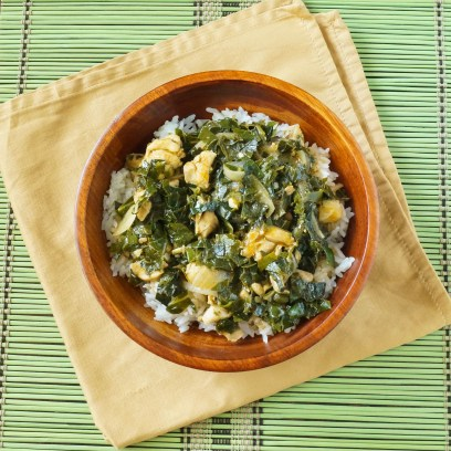 liberian greens and rice (2 of 2)