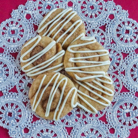 cinnamon roll cookies (5 of 5)