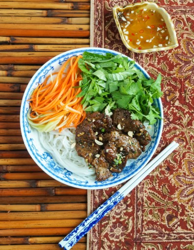 Bun Thit Nuong (2 of 3)