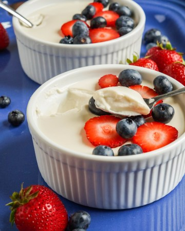 Panna Cotta with Berries (3 of 3)