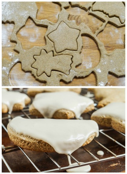 Pierniki (Polish Spiced Gingerbread)