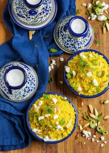 Yellow Couscous (2 of 3)