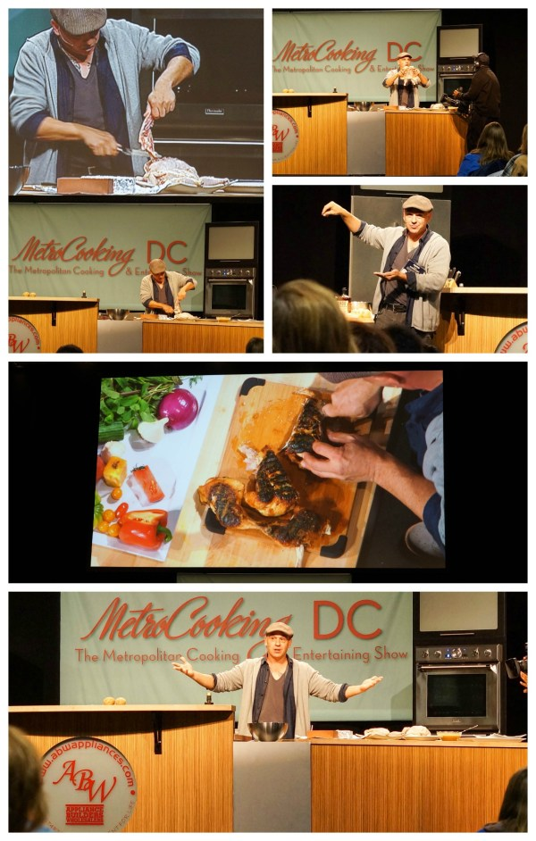 MetroCooking DC 2015 Part 2 - Tara's Multicultural Table