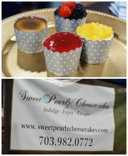 Sweet Pearlz Cheesecakes