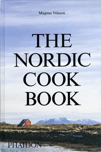 Cookbook cover- The Nordic Cookbook by Magnus Nilsson
