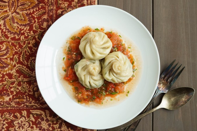 Tarkari Momo (Nepalese Vegetable and Cheese Dumplings) (10 of 10)