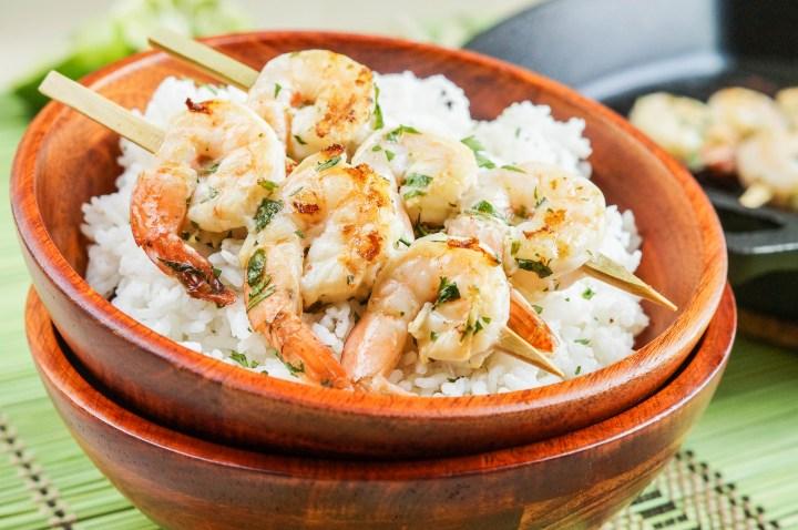 Margarita Grilled Shrimp Skewers (2 of 3)
