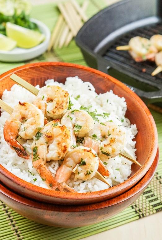 Margarita Grilled Shrimp Skewers (3 of 3)