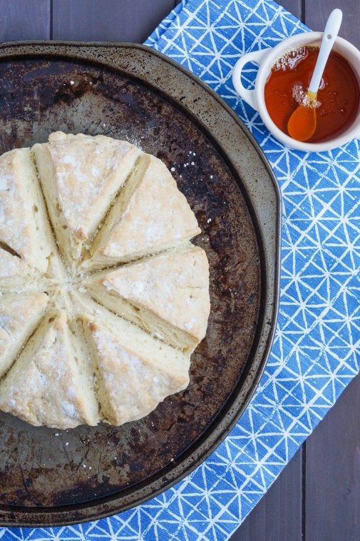 Damper (Australian Soda Bread) (1 of 3)
