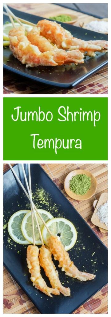 Jumbo Shrimp Tempura