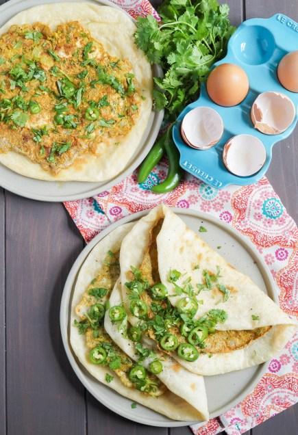 Paratha Egg Sandwich (8 of 10)