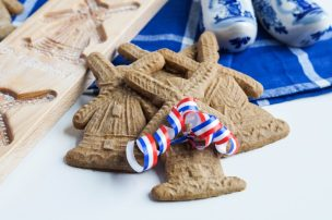 Speculaas (Dutch Spiced Cookies)