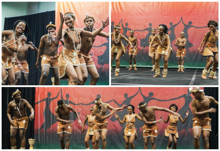 Rhythms of Kalahari featuring Dances from Botswana