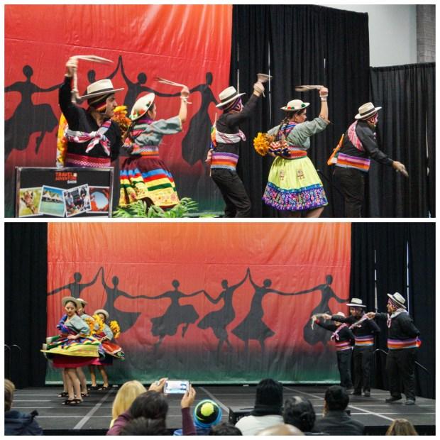 Dances from Bolivia by Tradiciones Bolivianas