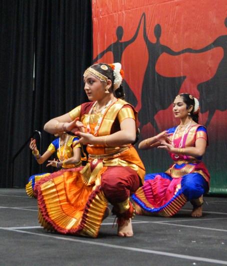 Classical Indian Dance by Srishti School of Dance