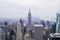 NYC (Rockefeller Center, Times Square, Chelsea Market, Greenwich Village)