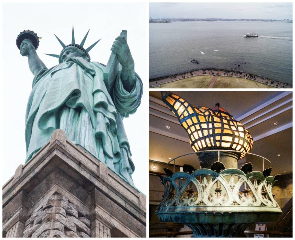 New York City 9 11 Memorial Amp Museum Statue Of Liberty