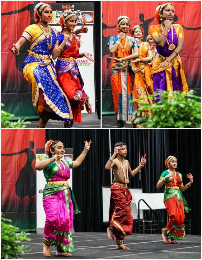 South Indian Classical Dance (Kuchipudi) presented by Bharatha Mallika Kuchipudi School of Dance