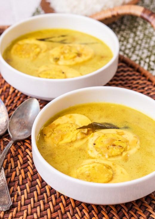 Muttai Kulambu (Egg Curry)