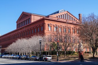 Washington DC: National Building Museum