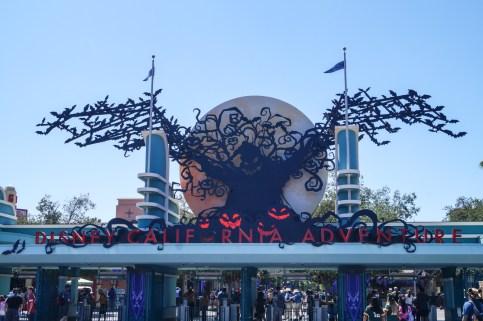 California: Halloween Time at Disney California Adventure