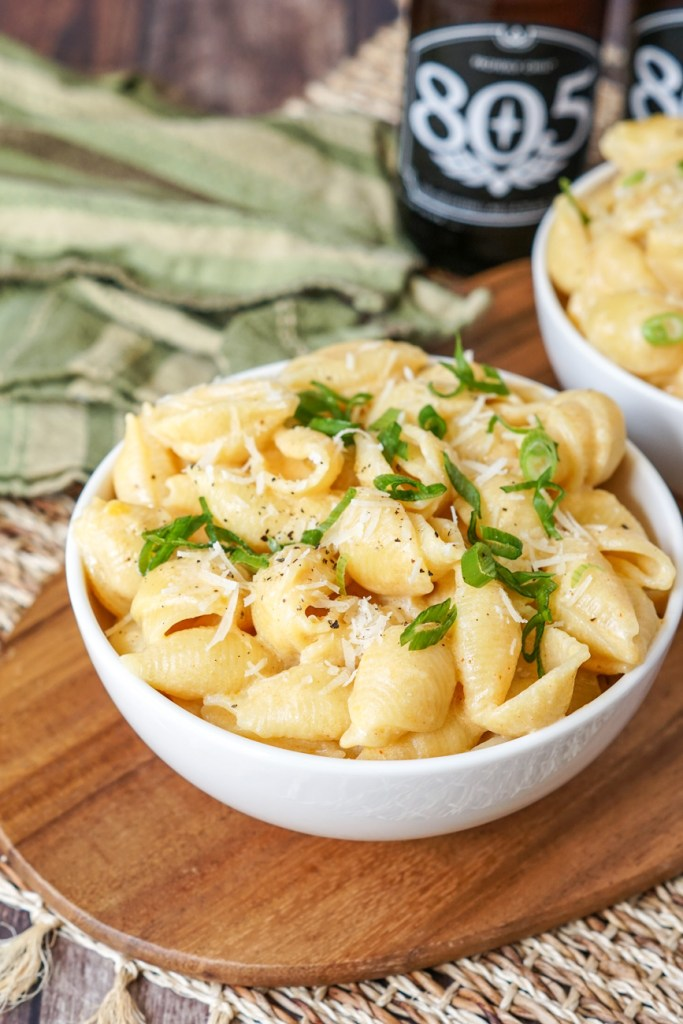 Beer Mac and Cheese