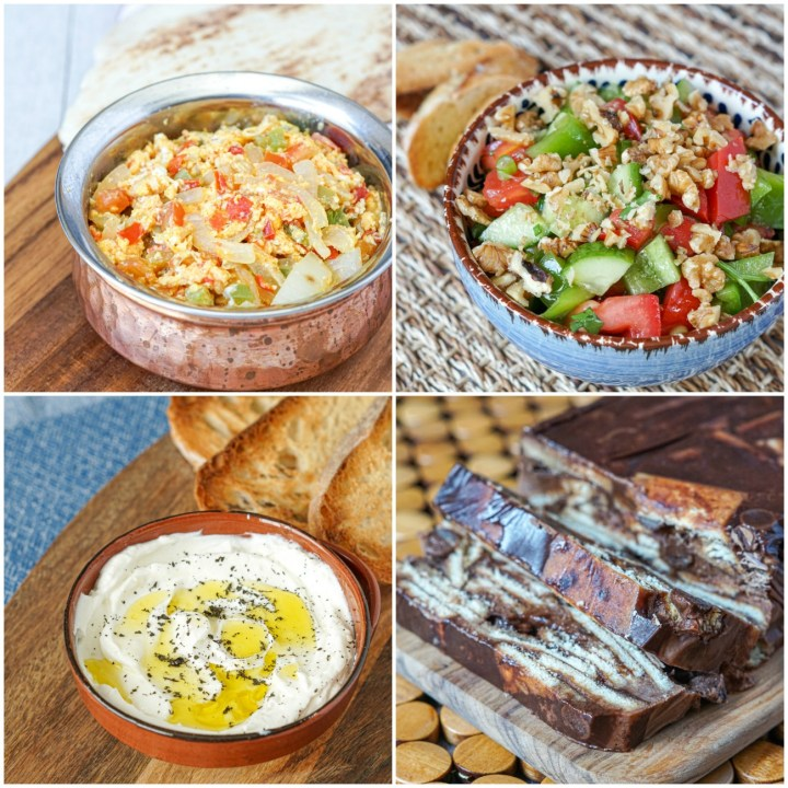 Dishes from Istanbul Cult Recipes