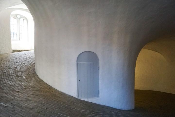 Spiral ramp inside Rundetårn
