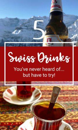 Swiss Drinks