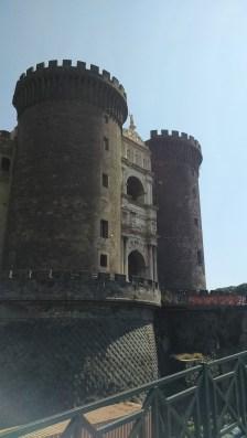Castel Nuovo, Naples, Italy.