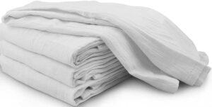 white tea towels