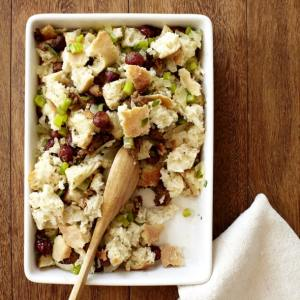 Roasted Grape and Pecan Stuffing