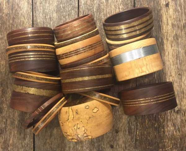 Mr Son of a Bench Wood Bracelet