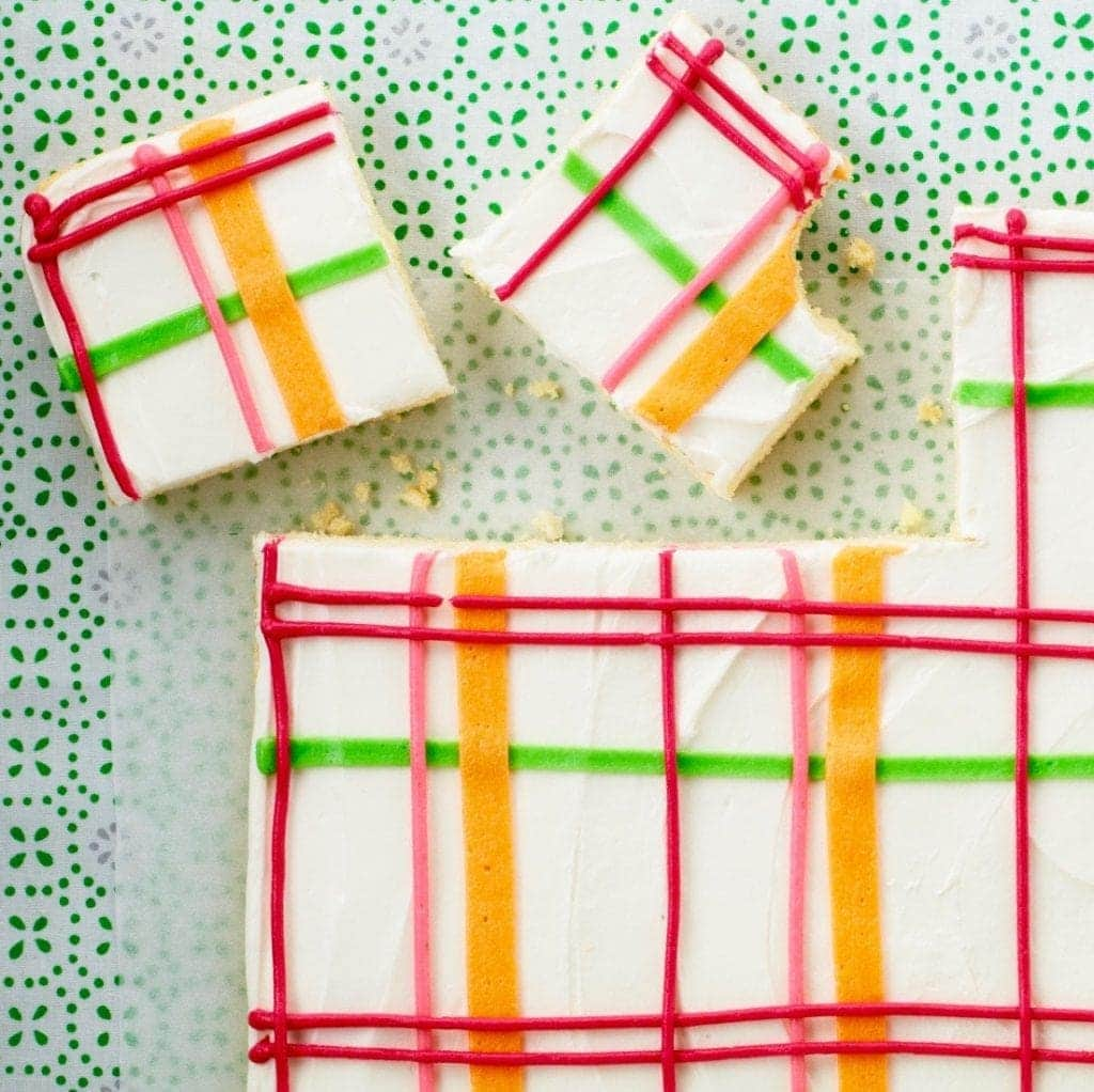 One Pan Sugar Cookie Bars. Leave the rolling pin and cookie cutters in the drawer and turn your dough into this bar-cookie dream.