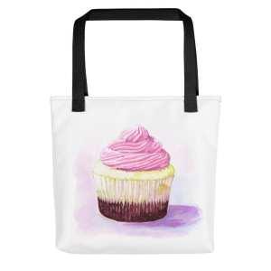 Shop Tara Teaspoon for this cupcake bag