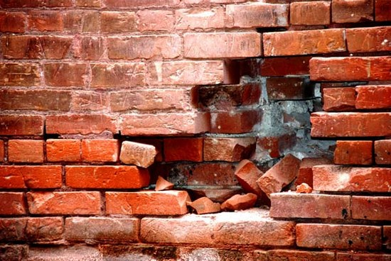 Hole-in-The-Brick-Wall