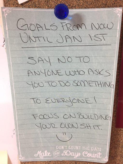 Tara Tierney Jan 1 Goal