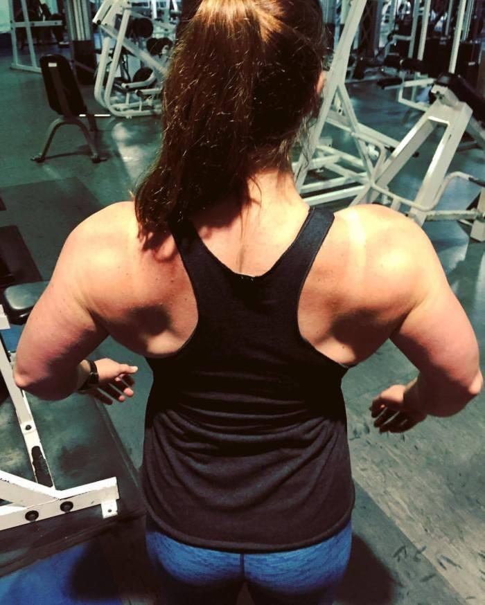 Tara Tierney Strong Back