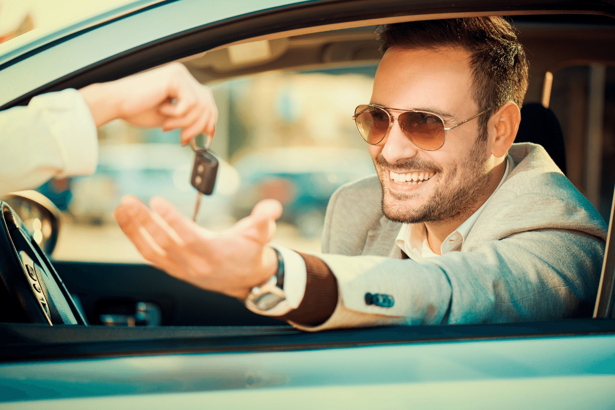 Earn passive income renting out your car