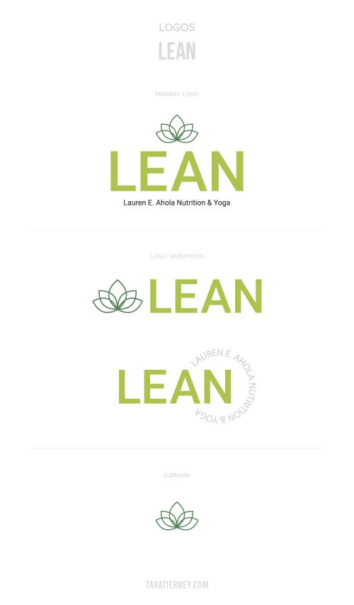 Logos Lean - Nutrition + Yoga